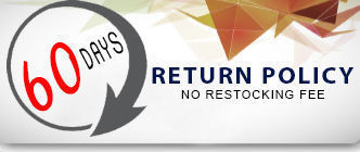 60 Days Return Policy