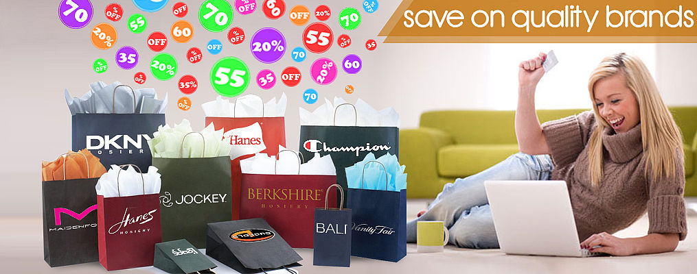 Save on quality brands