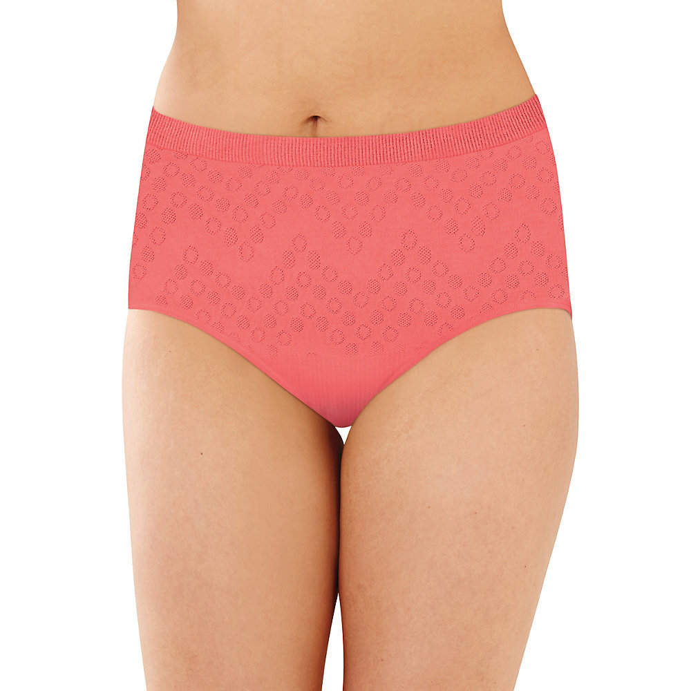 6cb4743ee67 Barely There by Bali Comfort Revolution Microfiber Seamless Brief ...