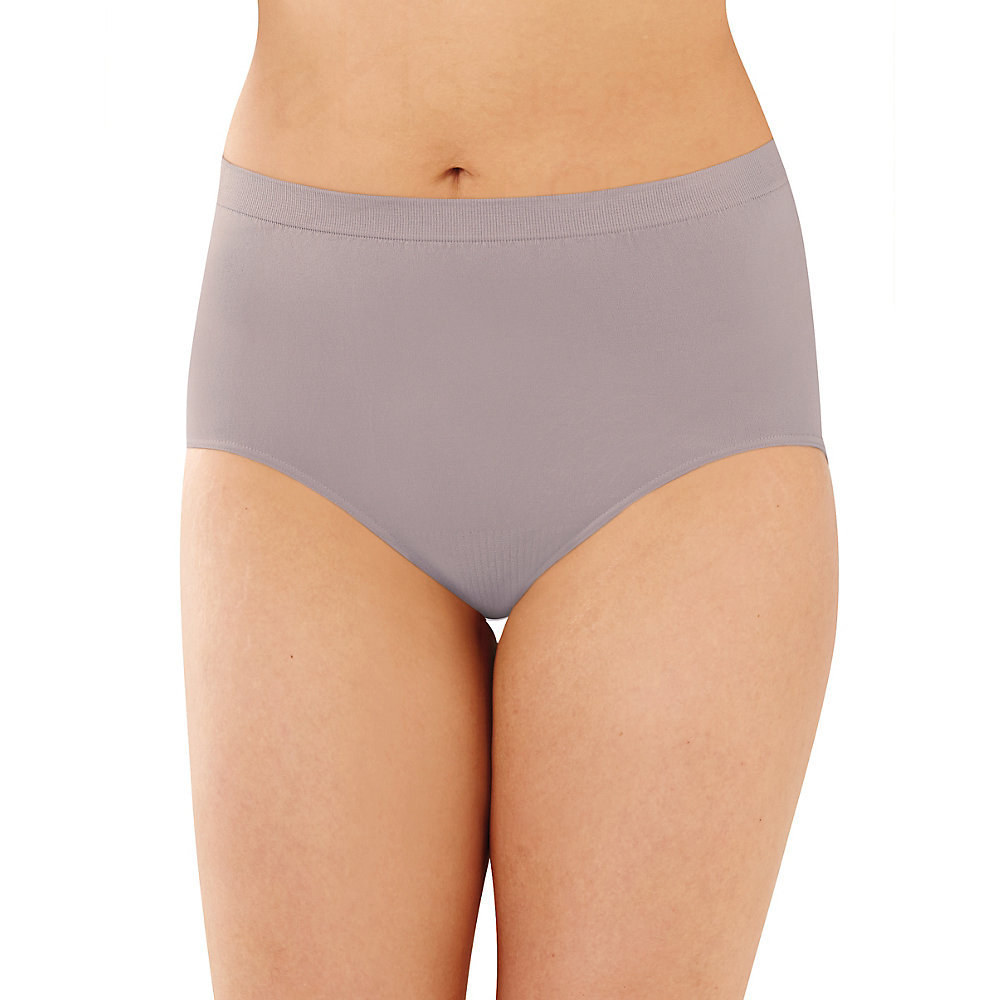 dfaf41d67 Barely There by Bali Comfort Revolution Microfiber Seamless Brief ...