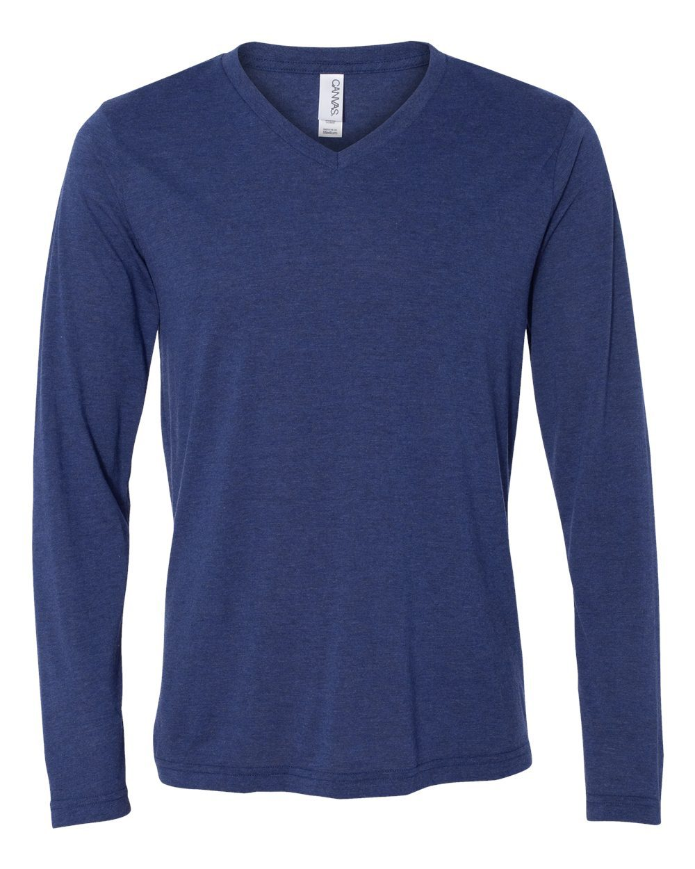 6c77a8fe808 Bella + Canvas Unisex Long Sleeve V-Neck Tee 3425 [$12.34] | Hosiery and  More