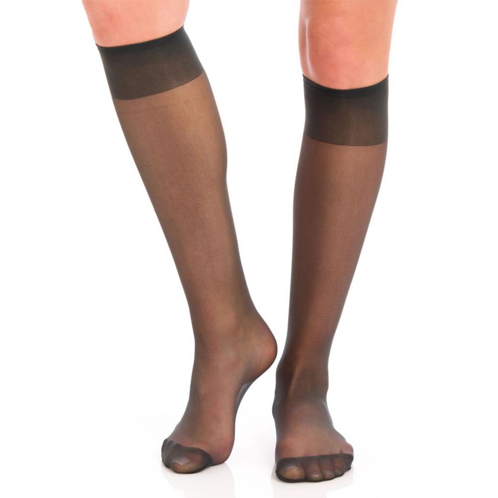 cdb06d295 Berkshire Womens Berkshire All Day Sheer Knee High - Reinforced Toe ...