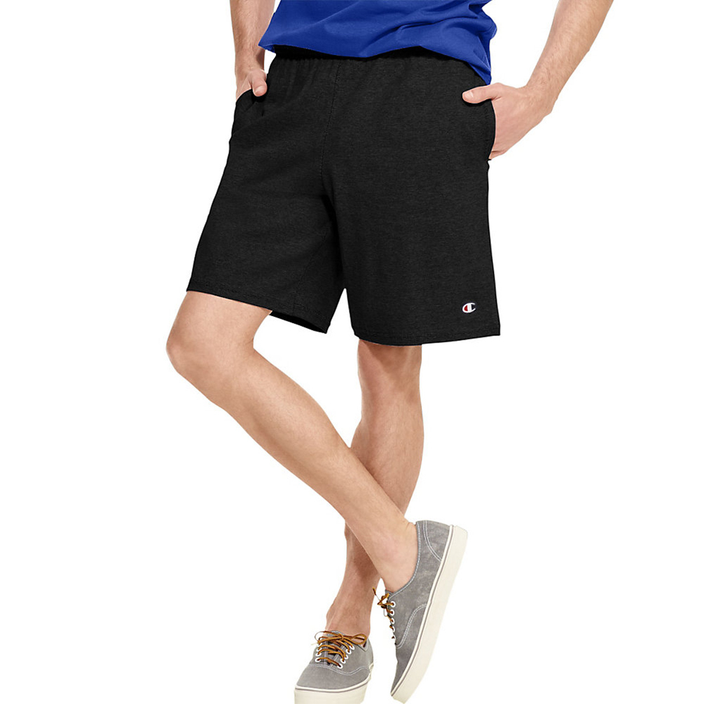 Champion Authentic Cotton 9-Inch Mens Shorts with Pockets 85653 ...