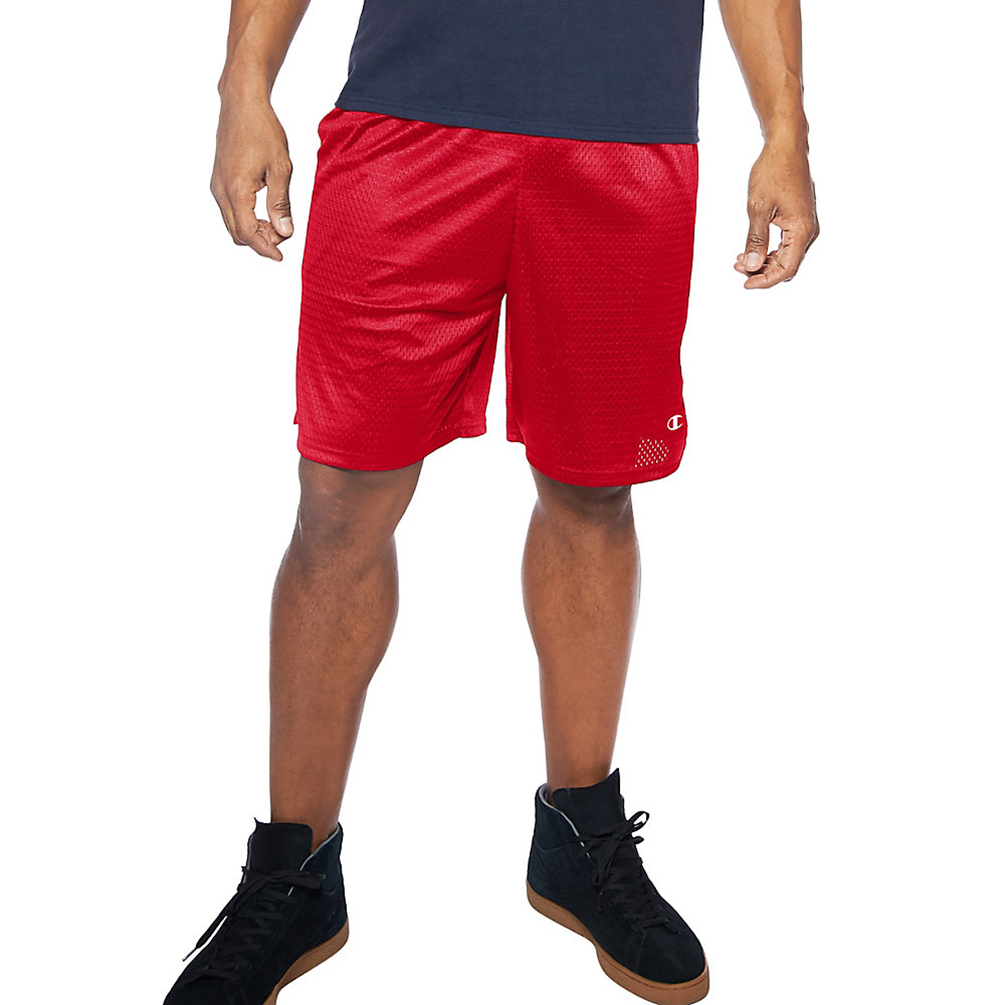 a9afd055f9 Champion Big & Tall Mens Mesh Shorts CH503 [$22.14] | Hosiery and More