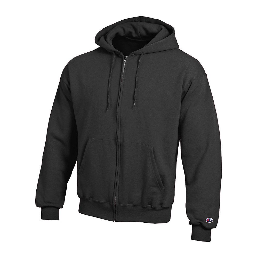 Champion Double Dry Action Fleece Full Zip Hoodie S800 [from ...
