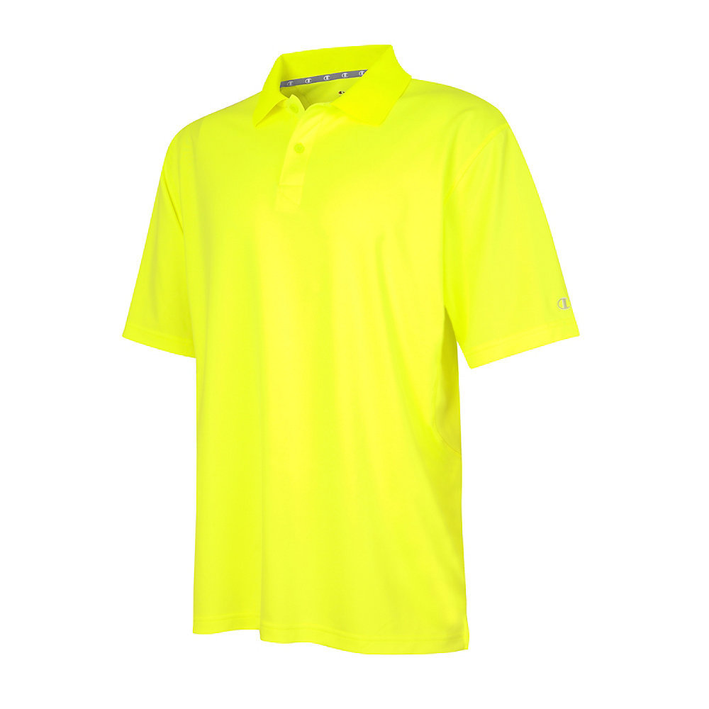 20770f97 Champion Double Dry Mens Solid-Color Polo Shirt H131 [from $19.31 ...