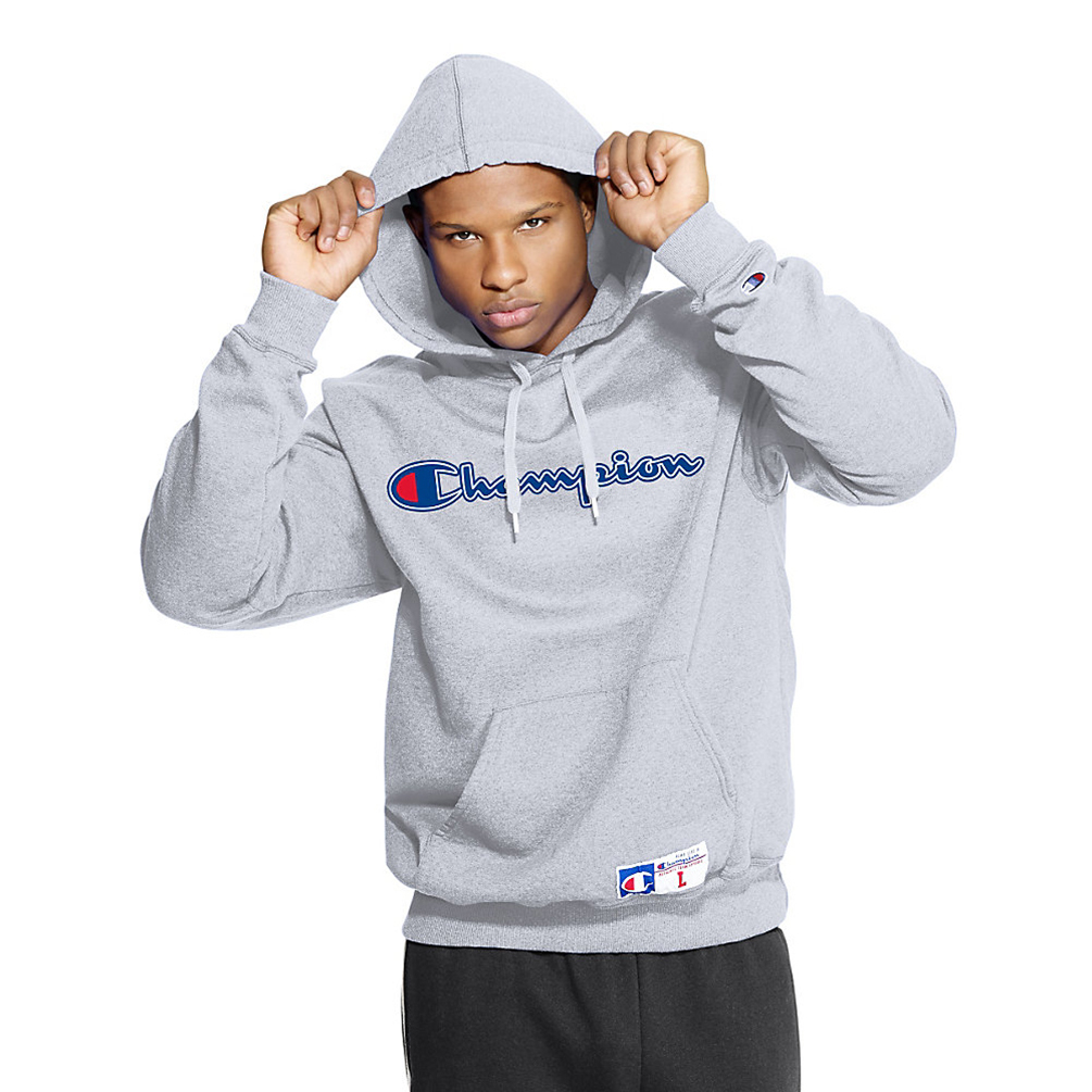 Champion Retro Hoodie | Fashion Ql