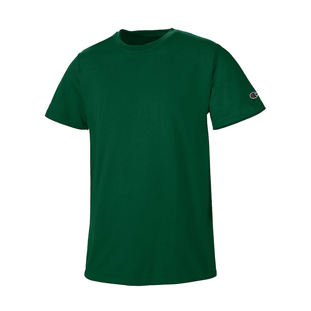 Champion Mens Basic Tee Shirt T425 [$6.05] | Hosiery and More