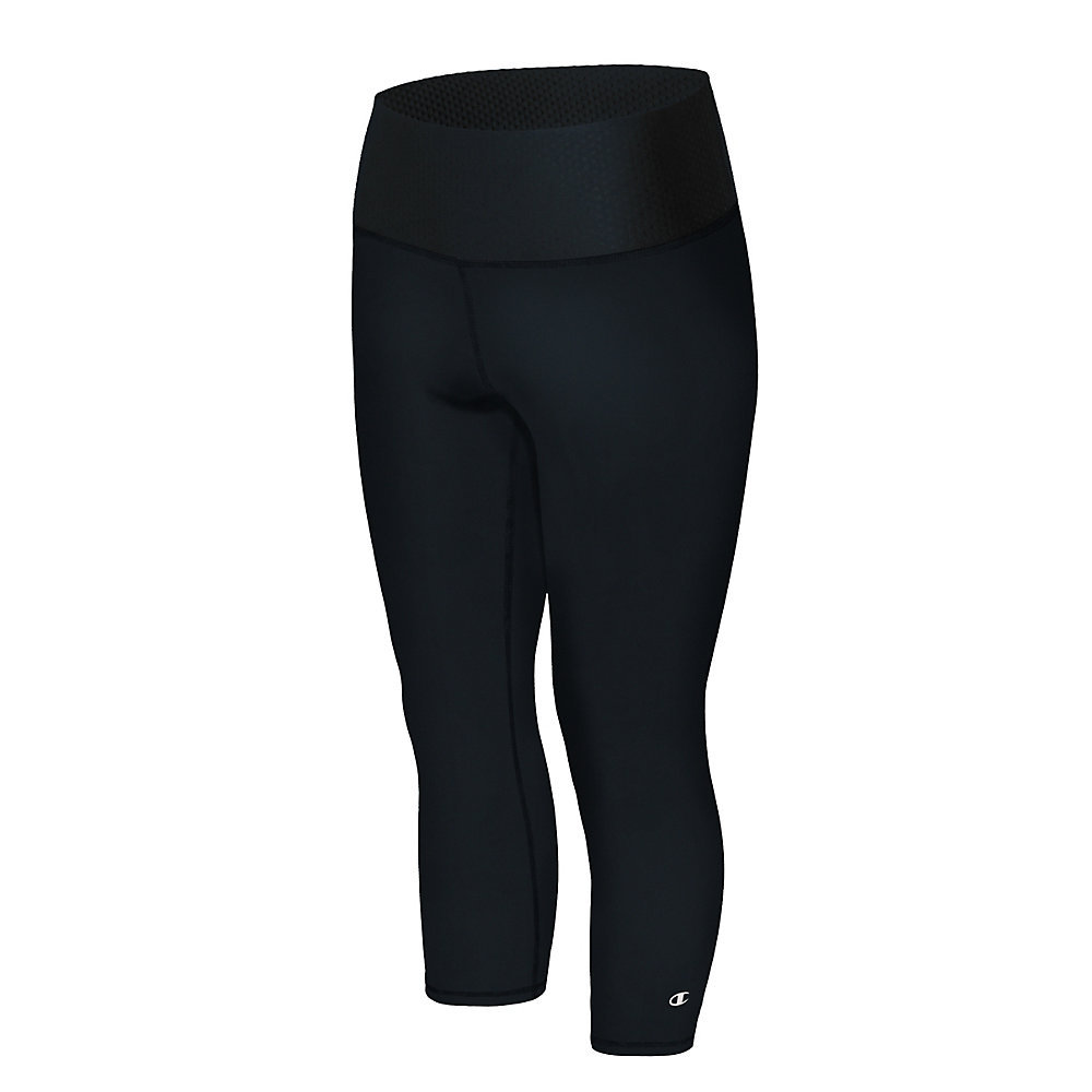 Champion Womens Absolute Fusion Capris With SmoothTec Waistband ...