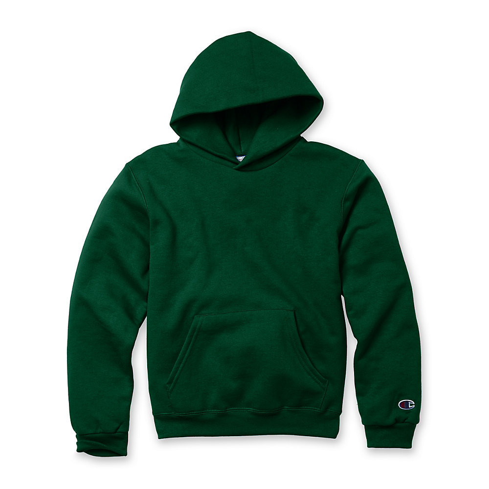 Champion Youth Double Dry Action Fleece Pullover Hoodie S790 [from ...