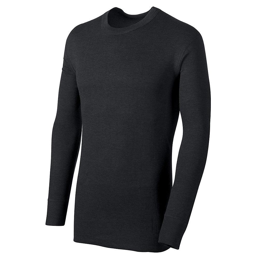 Duofold thermals mens long sleeve base layer shirt kmw1 for Womens base layer shirt