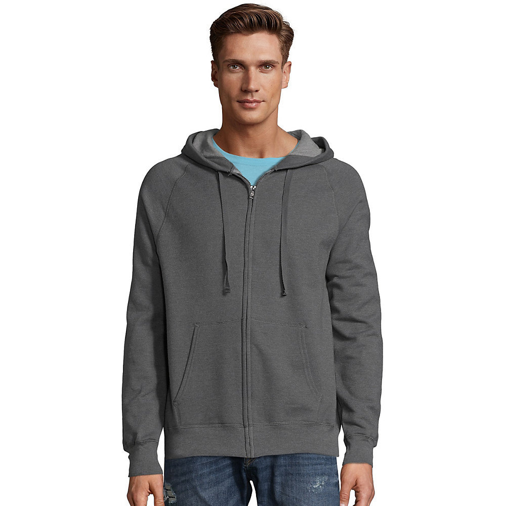 Hanes Adult Nano Sweats Zip Hoodie Sweatshirt N280 [from $15.32 ...