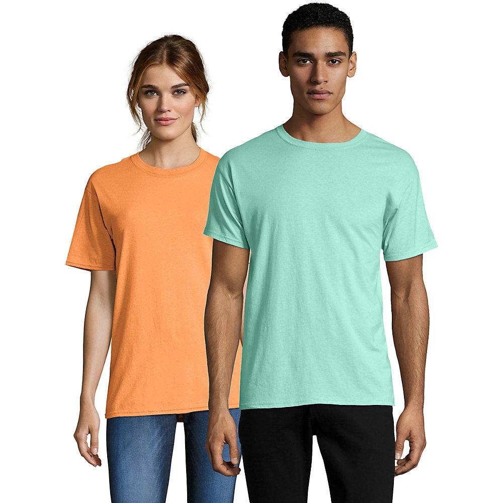 Hanes adult x temp unisex performance t shirt 4200 for Mint color t shirt