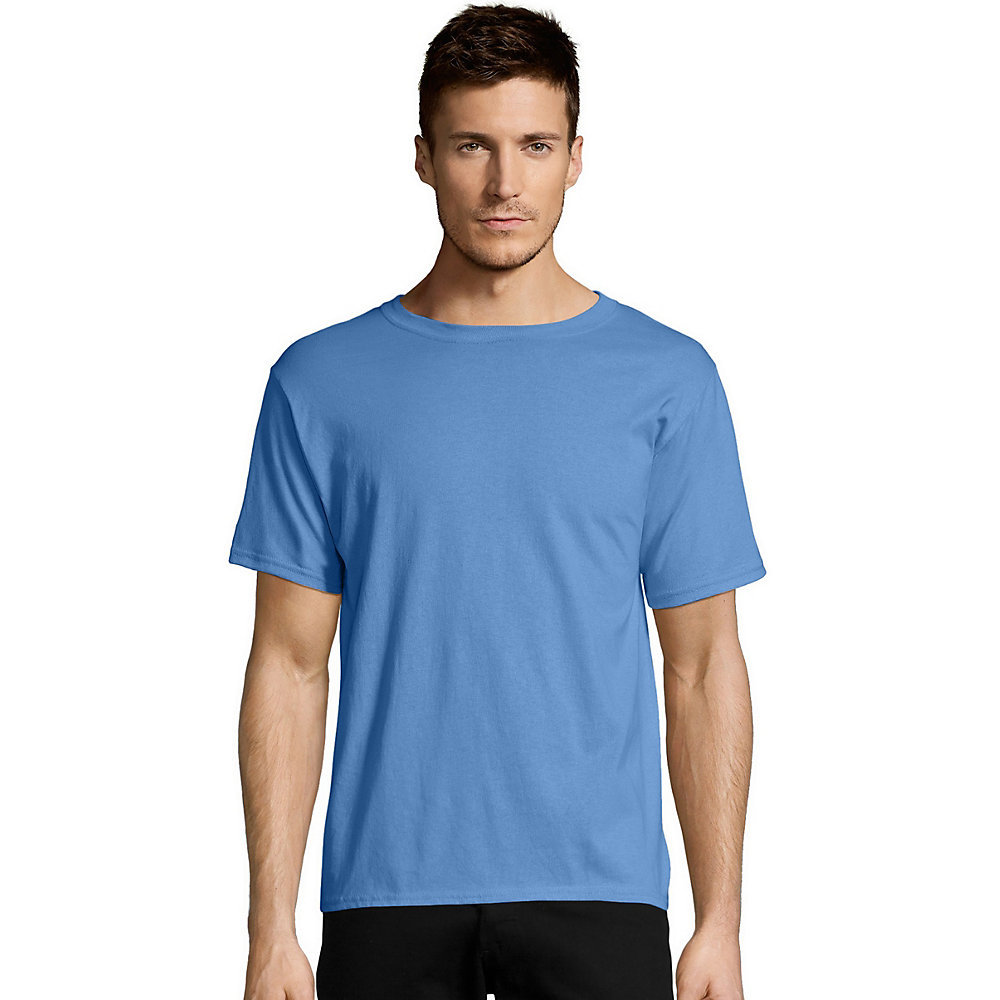 6d4377bd17f6 Hanes Mens 3 Pack Comfortblend White V Neck T Shirt | Azərbaycan ...