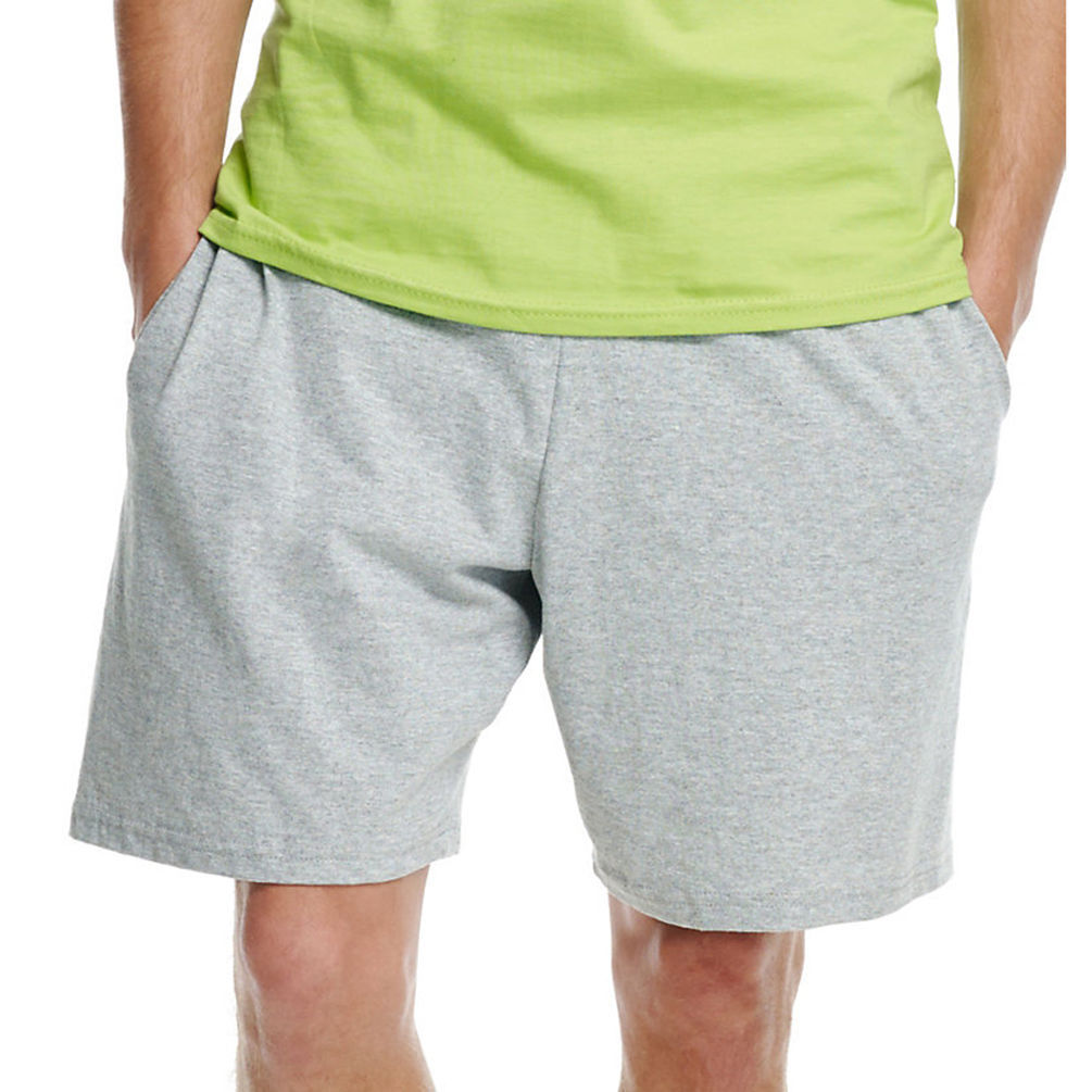 Hanes Mens Jersey Cotton Shorts 8790/8990 [from $6.42] | Hosiery ...