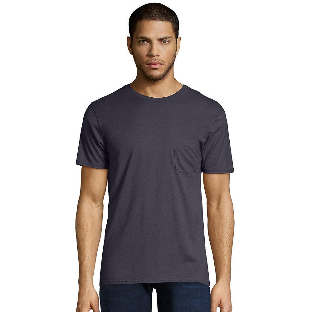Black t shirt hanes - Vintage Black Vintage Black