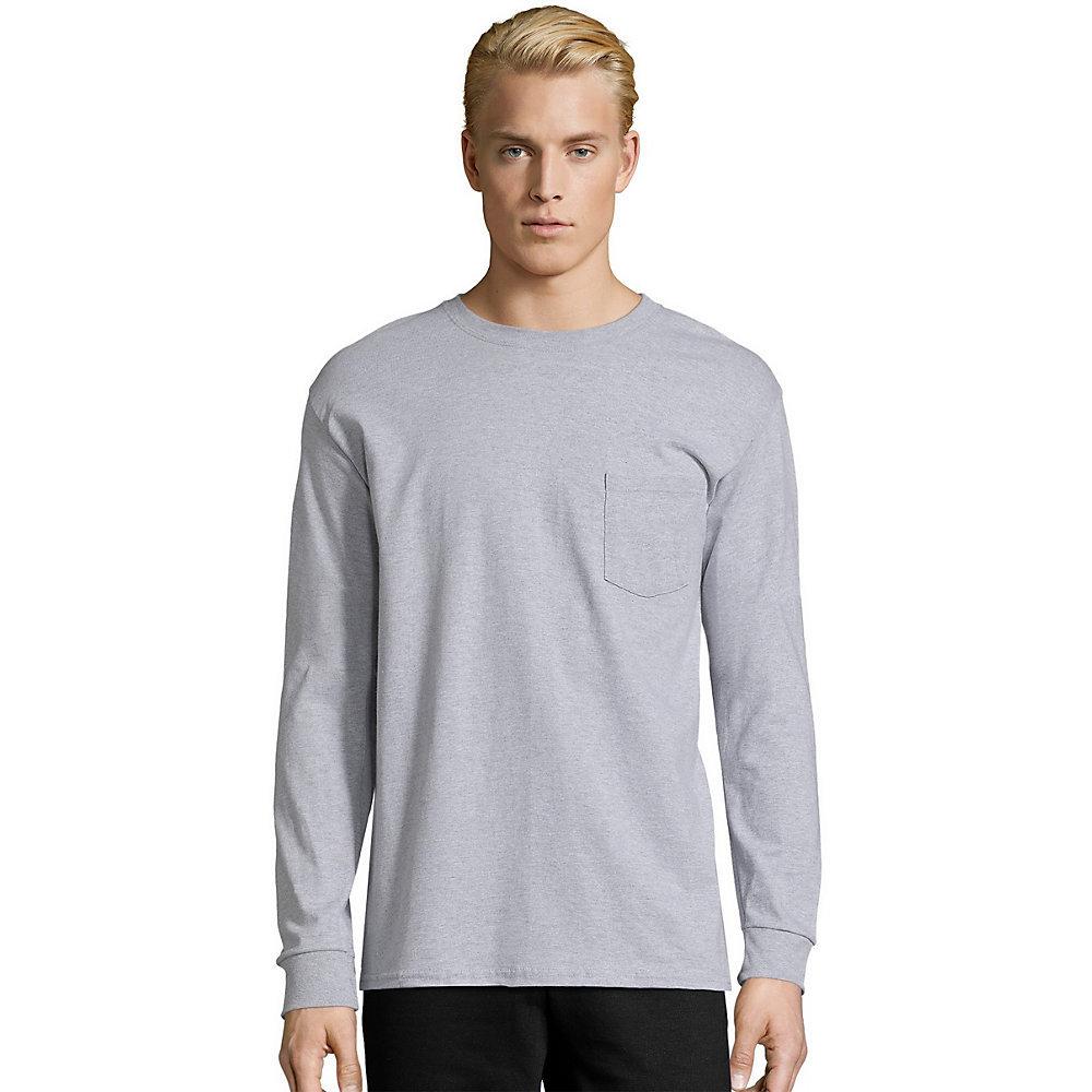 2504136f4f93 Hanes Long Sleeve T Shirts Target | Saddha