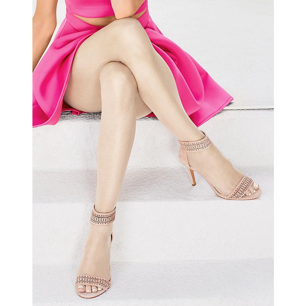 b785a6e04a6 Hanes Silk Reflections Ultra Sheer Toeless Control Top Pantyhose ...