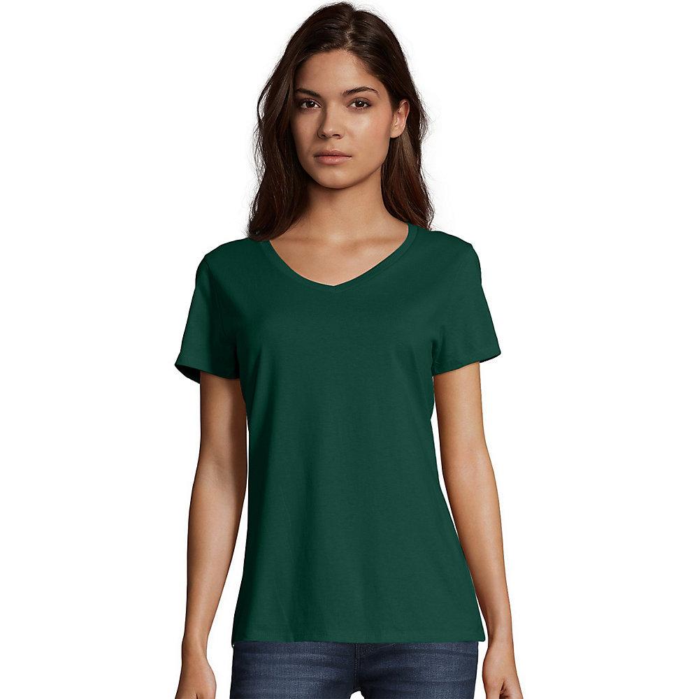 Womens Khaki T Shirt