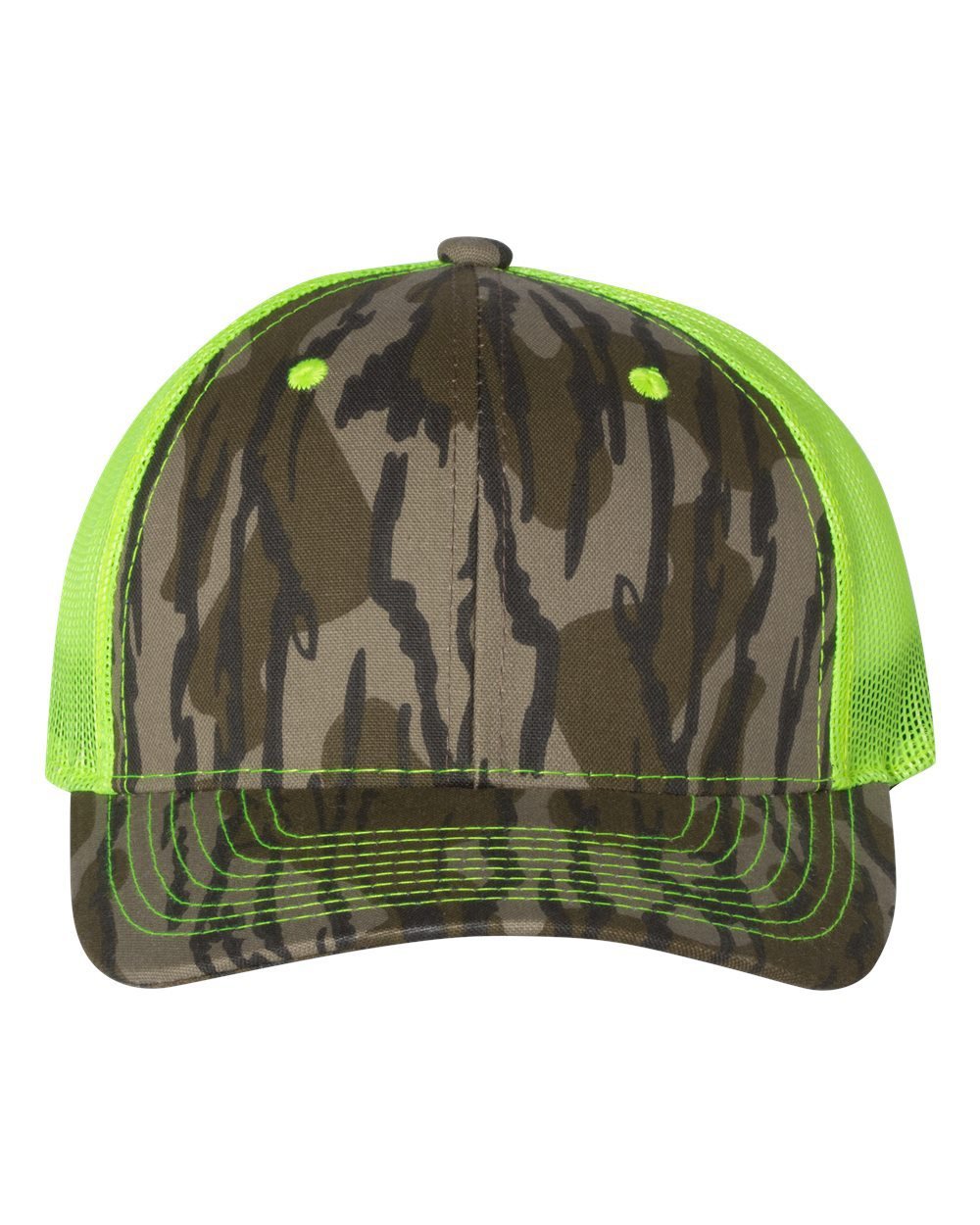 00af911336c5f Outdoor Cap Camo Cap with Neon Mesh Back CNM100M [$7.83] | Hosiery ...