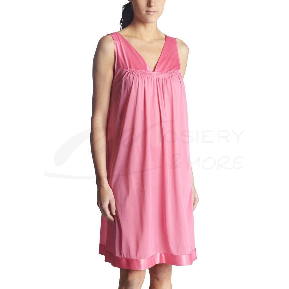 Vanity Fair 30107 Coloratura Sleepwear Short Gown 18 35