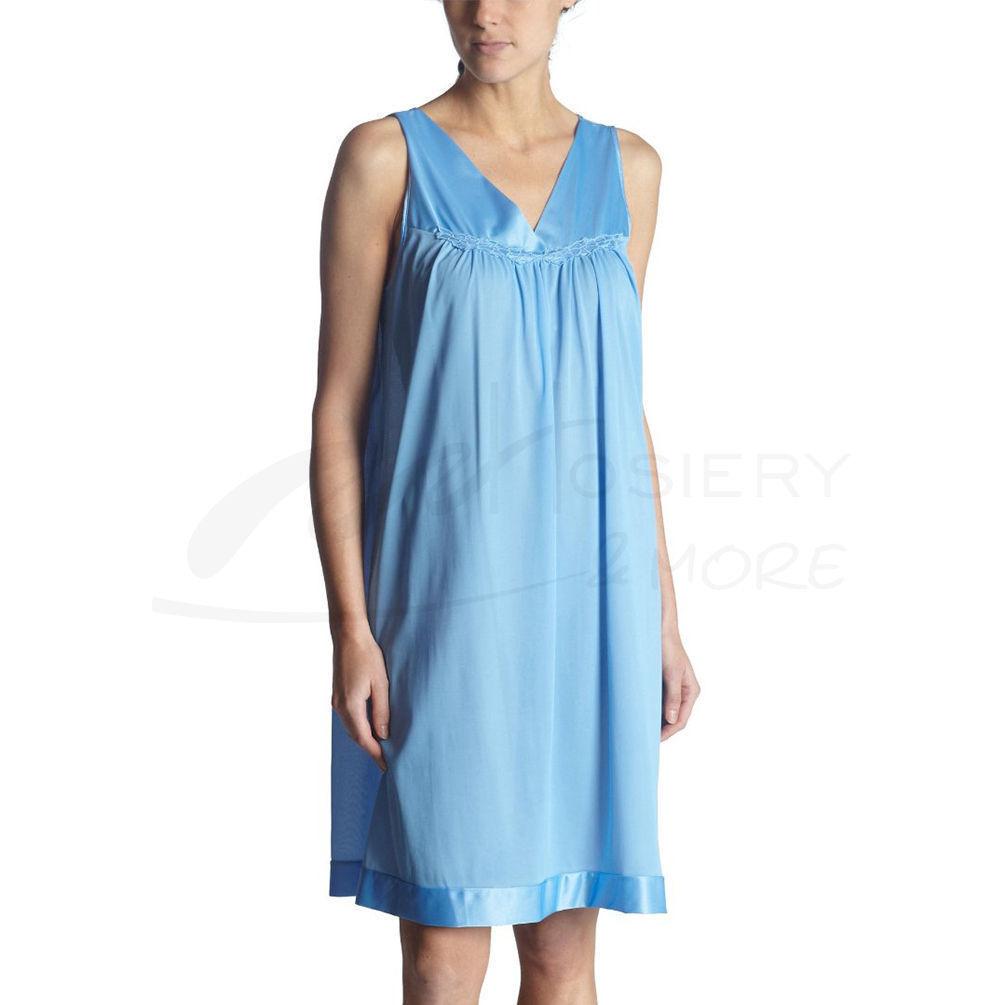 Vanity Fair 30807 Plus Size Coloratura Sleepwear Short Gown [$19.50 ...