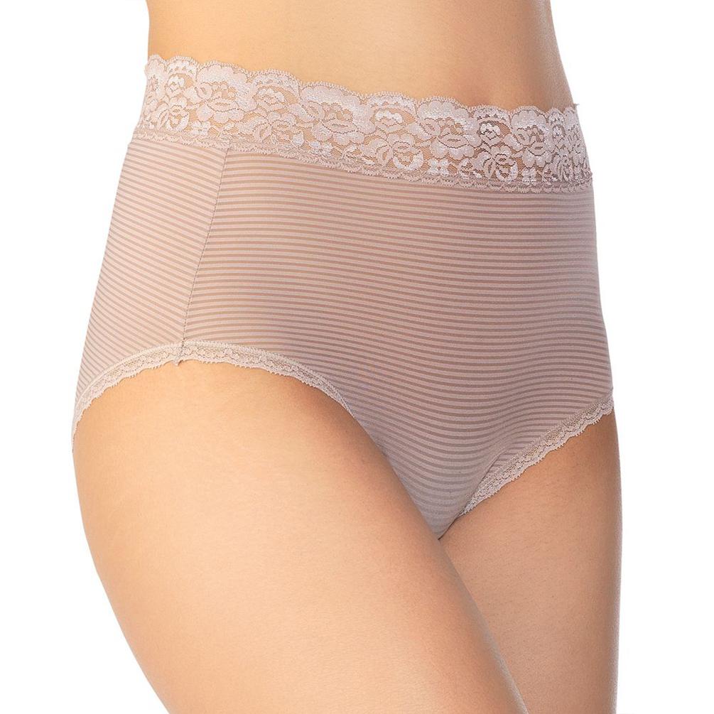 Vanity Fair Flattering Lace Brief Panty 13281 7 68