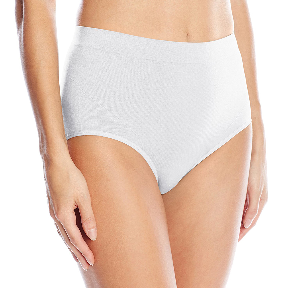 a25233860fc Vanity Fair Womens Smoothing Comfort Seamless Brief Panty 13264 ...