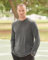 Champion Vapor Performance Heather Long Sleeve T-Shirt CV26