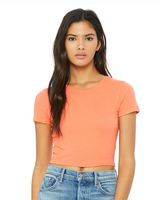BELLA + CANVAS Women's Crop Tee 6681