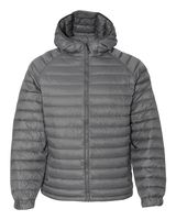Weatherproof 32 Degrees Hooded Packable Down Jacket 17602