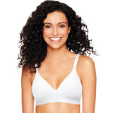 Hanes Ultimate Perfect Coverage ComfortFlex Fit Wirefree Bra HU08
