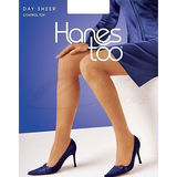 Hanes Too Day Sheer Control Top SF Pantyhose 137