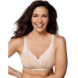 Playtex 18 Hour Gorgeous Lift Wirefree Bra E515