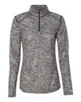 Badger Blend Women's Quarter-Zip Pullover 4193