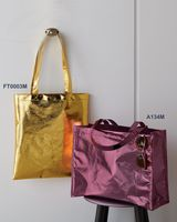 Liberty Bags Metallic Large Tote A134M