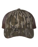 Outdoor Cap Washed Brushed Mesh Cap CGWM301