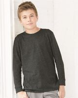LAT Fine Jersey Youth Long Sleeve Tee 6201