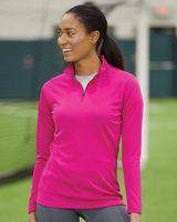 C2 Sport Women's Quarter-Zip Pullover 5602