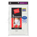 Hanes Big Mens Cut Boxer 3 pair 239B
