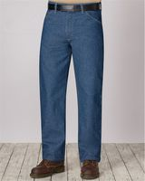 Bulwark Classic Fit Pre-washed Denim Jean - EXCEL FR - 14.75 oz. PEJ4ODD