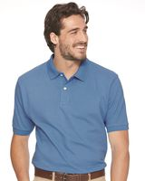 FeatherLite Cotton Pique Sport Shirt 2100