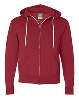 Independent Trading Co. Unisex Hooded Full-Zip Sweatshirt AFX90UNZ