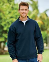 Fruit of the Loom Sofspun® Quarter-Zip Sweatshirt SF95R
