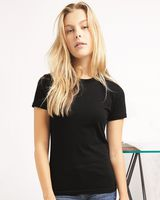 American Apparel Women's Fine Jersey T-Shirt - USA 2102US