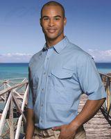 Hilton Fishermen Short Sleeve Shirt ZP2287