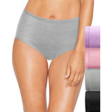 Hanes Comfortsoft Our Softest Panty Brief 4-Pack 47HUSB