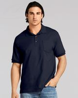 Gildan DryBlend Jersey Sport Shirt with Pocket 8900