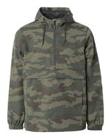 Independent Trading Co. Water Resistant Anorak Jacket EXP94NAW