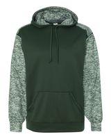 Badger Sport Blend Performance Hooded Sweatshirt 1462